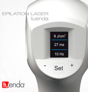Epilation Laser Tuenda - Pharmaspa Consulting